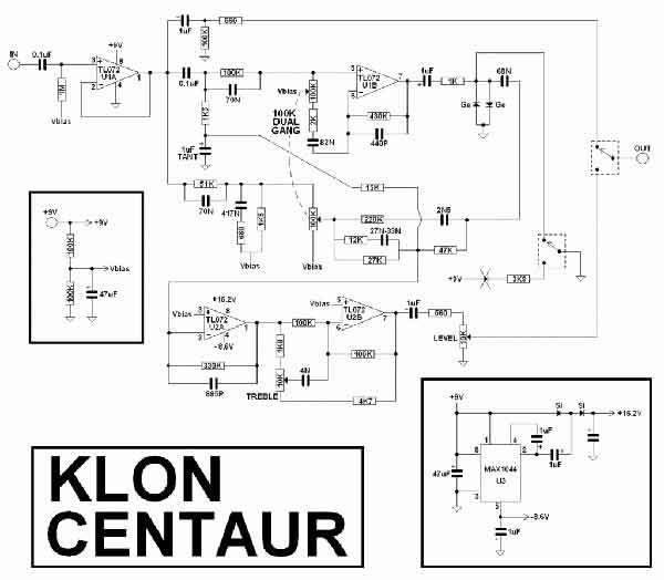 schematic klon centaur pedal  schematic  get free image